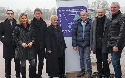 Finanzierung zur Errichtung von Kunstrasenplatz in Metternich gesichert