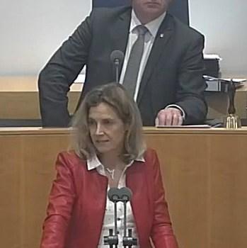 """16.5.2019: Rede zum Antrag """"Brufliche Bildung gleichstellen"""""""