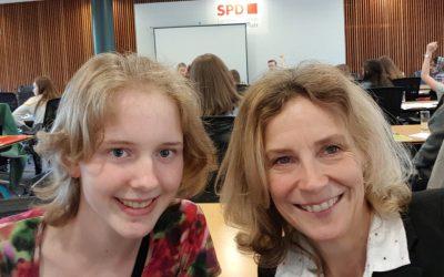 """Girls' Day 2018: """"Junge Frauen für Politik begeistern"""""""