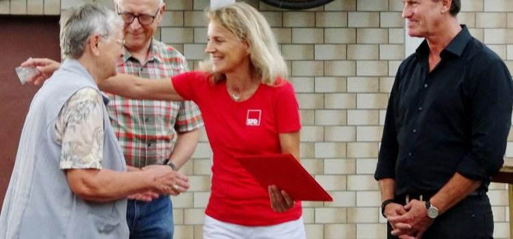 Gelungenes Sommerfest der Koblenzer SPD an der Metternicher Windmühle