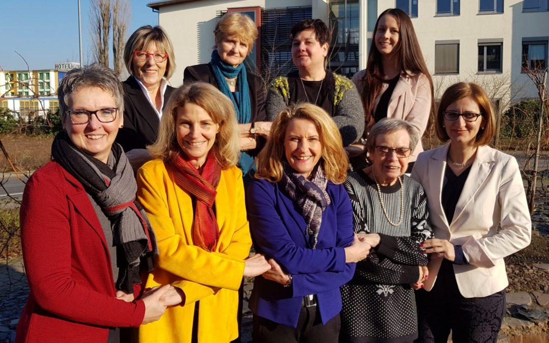 Neujahrsempfang der ASF: Von der Nationalversammlung bis zum Europaparlament