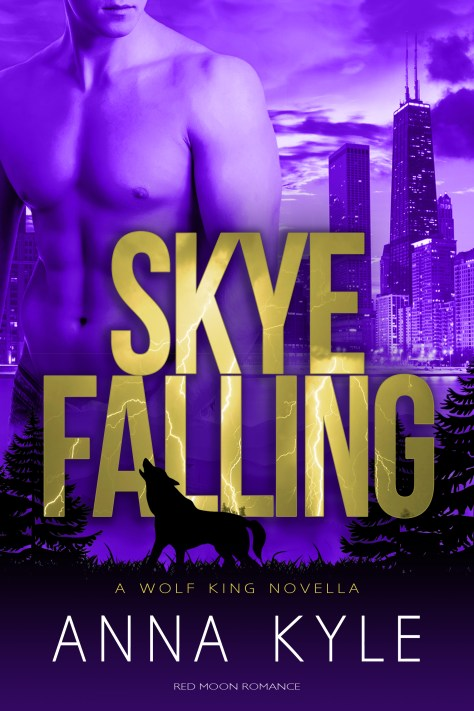 Cover of SKYE FALLING