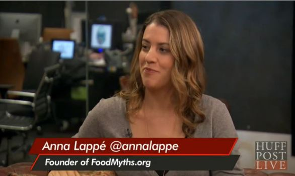 Huffpost Live: Food MythBusters