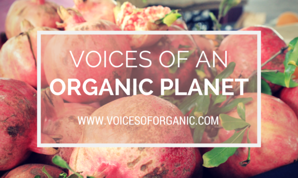 Voices of an Organic Planet