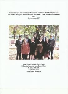 A Treasury of Family Recipes pdf