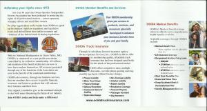 OOIDA brochure