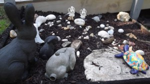 New rock garden and Marcus nature 006
