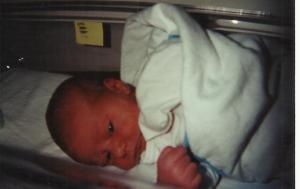 1b newborn Mary