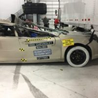 Hard-to-watch Video Footage of IIHS Side Underride Crash Testing