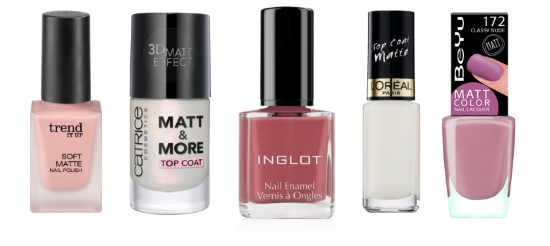 Nagellack Matt Look Annalena Loves