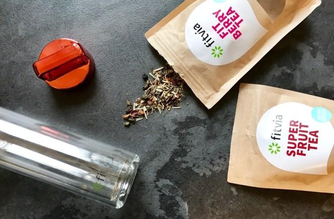 fitvia detox Tee daily fitness tea Annalena Loves