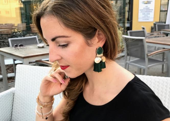 Accessoires Guide: Ohrringe mit Quasten