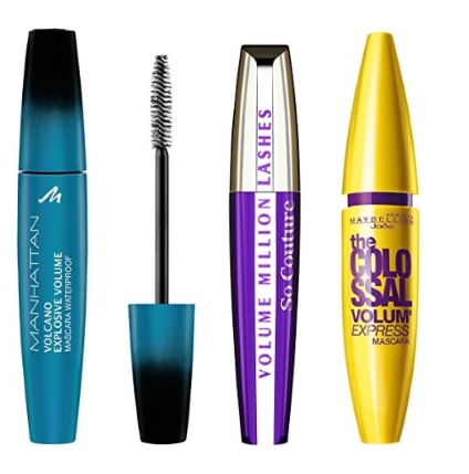 Mascara Wimperntusche Volumen lange Wimpern Annalena Loves