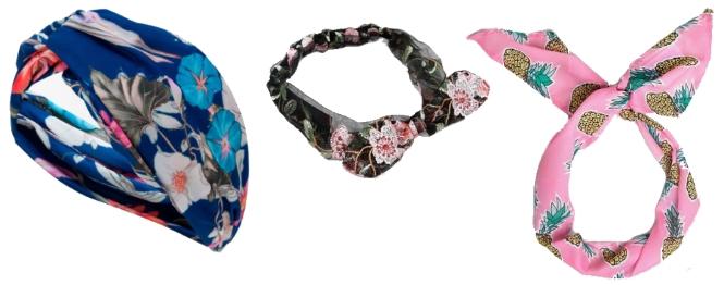 Haarschmuck Haarnadeln Accessoires Haarband Tuch Annalena Loves