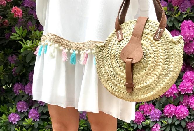 Sommertrend: Die schönsten Stroh- und Netztaschen