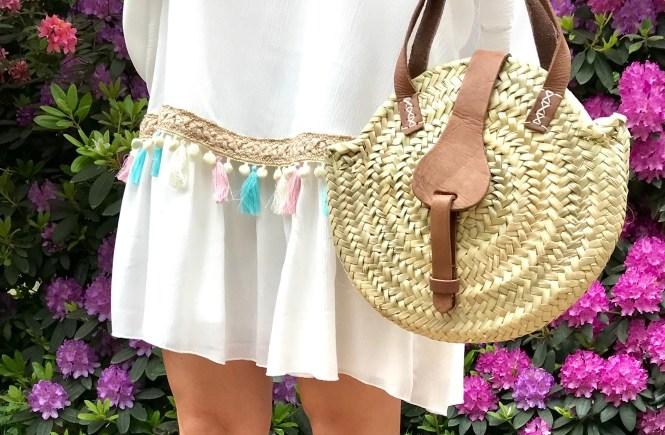 Basttasche Netztasche Mode Trend Tasche Accessoires Annalena Loves