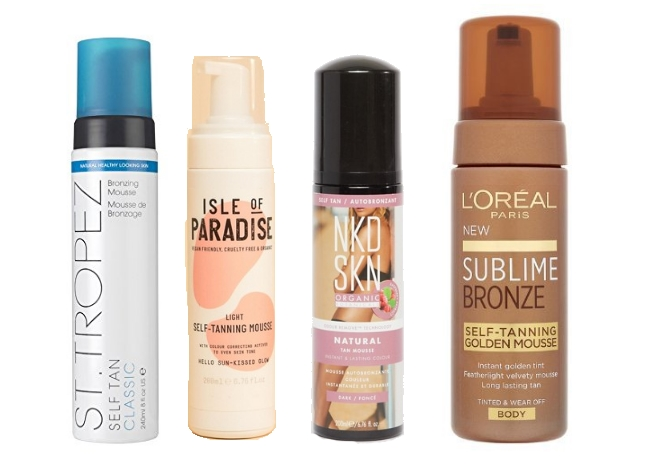 Bronzer Loreal St Tropez Self Tanning Spray Mousse Annalena Loves