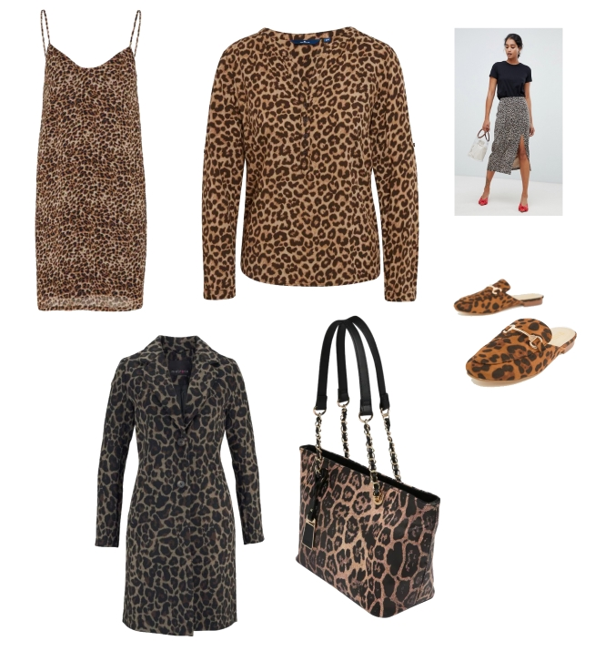 leo look animal print all over leopard muster