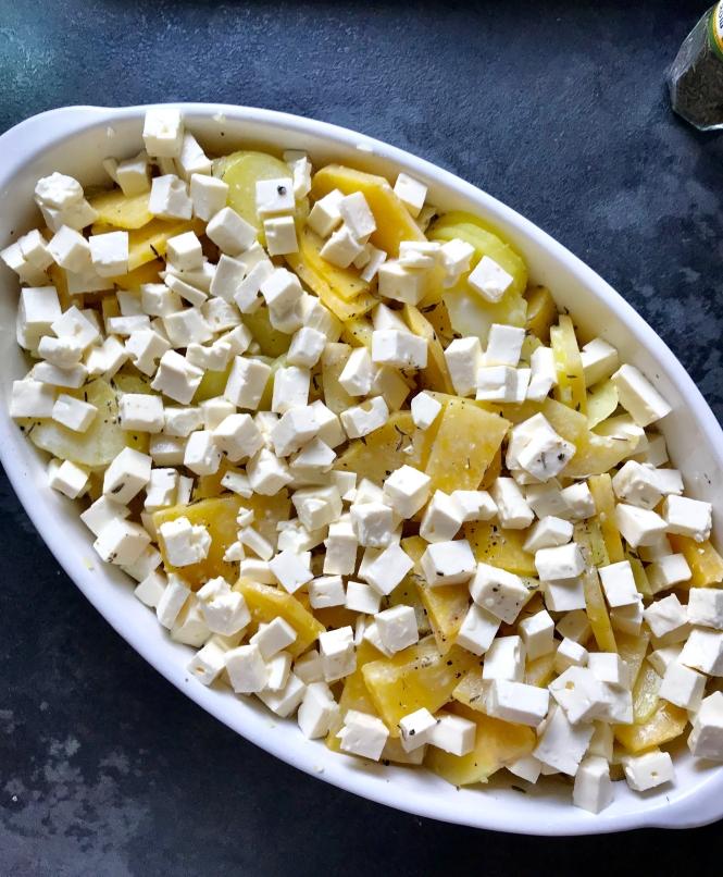 rezept kartoffelauflauf herbst essen annalena loves