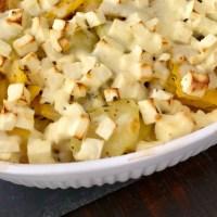 Rezepte: Gesunder Herbst: Steckrüben-Kartoffel-Auflauf mit Schafskäse