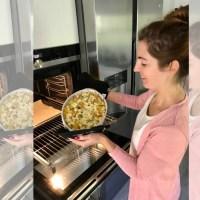 TK-Mahlzeiten: 4 Ideen für junge Mütter