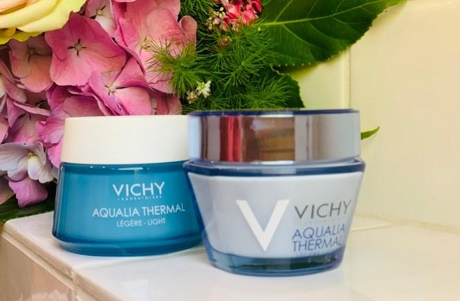 Vichy beauty natur Hautpflege Routine Gesicht