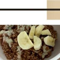 Rezepte für Kinder: Dinkelflocken-Schoko-Porridge