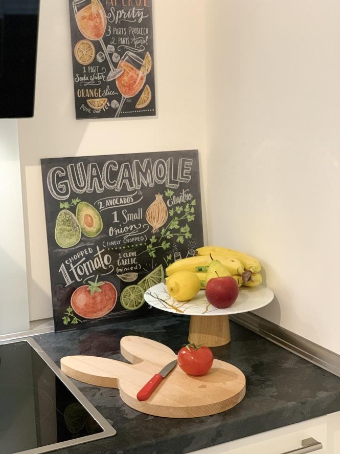 küche deko bilder