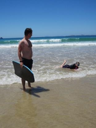 bodyboarding Anko