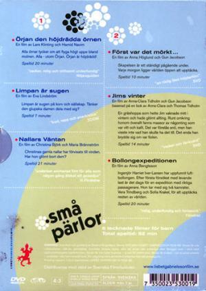 Små Pärlor (2-disc back)