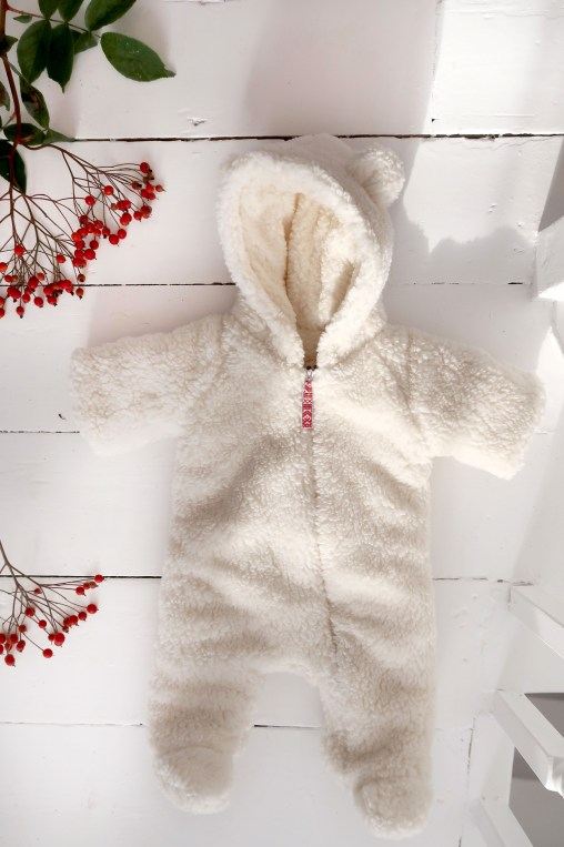 Little Grow Organic Shearling Cotton Web