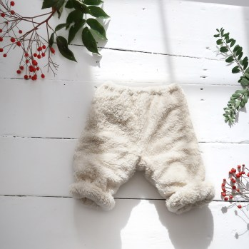 Winter Bloomers Organic Shearling Cotton 1