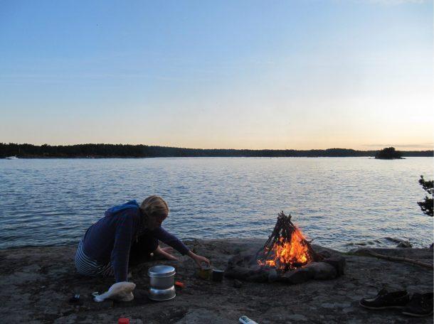 Annaliv - Anna - Sweden - Wild Camping - Scandinavian Summer