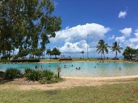 Lagoon, Airlie Beach (foto: Anna Luciani)