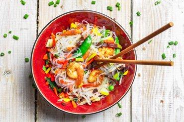 азиатская кухня ресторан Аннам Брахма Оренбург