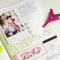 parisian travel journal...