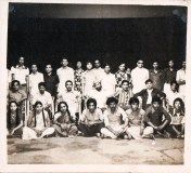 Group of Nepalis that went to Madras, 1981.