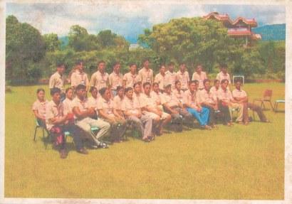 Western Samana ready for tour, Pokhara, 2004.