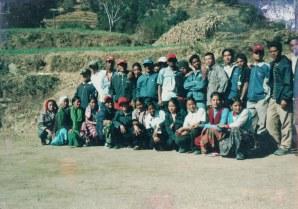 Jajarkot group, 2002.