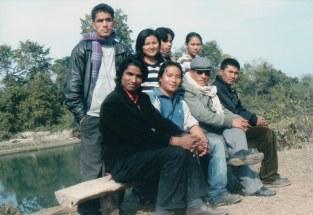 Samana tour in Bardiya, 2009-10.