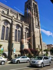 A different big ol' church!