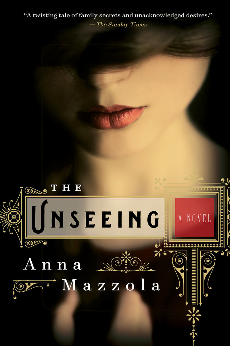 Image result for The Unseeing by Anna Mazzola