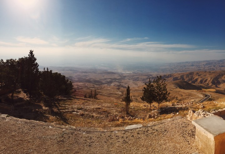 A Lesson at Mt. Nebo