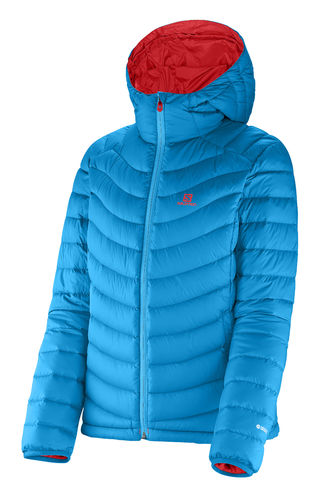 Salomon Halo Jacket (It's like a hug and coat all in one)