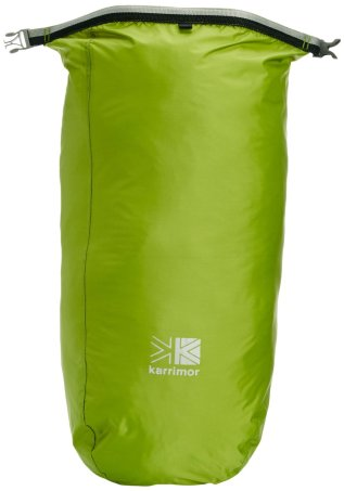 Karrimor dry bags (x 3) (Because it rains in NZ, apparently)