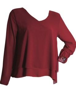 Дамска блуза 0018-690-4