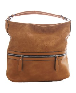 Дамска чанта 002-700-56 цвят горчица