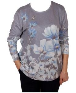 Дамски пуловер 2-392-4