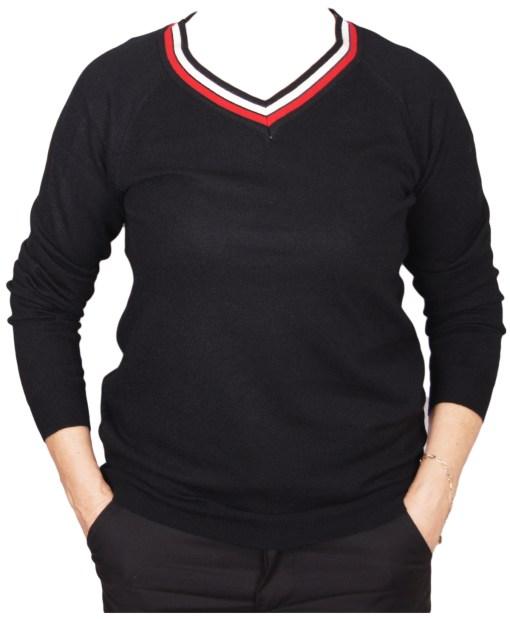 Дамски пуловер 2-392-51