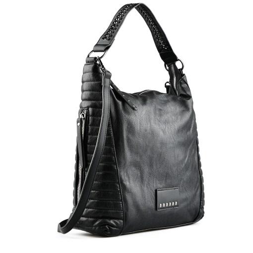 Дамска чанта 002-699-63 цвят черен